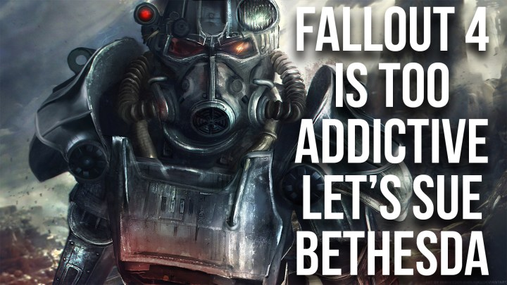 Tech News | Fallout 4 Sued for being too addictive | 23 December 2015