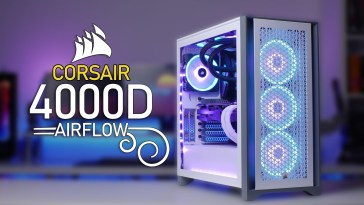 Corsair 4000D Airflow Review