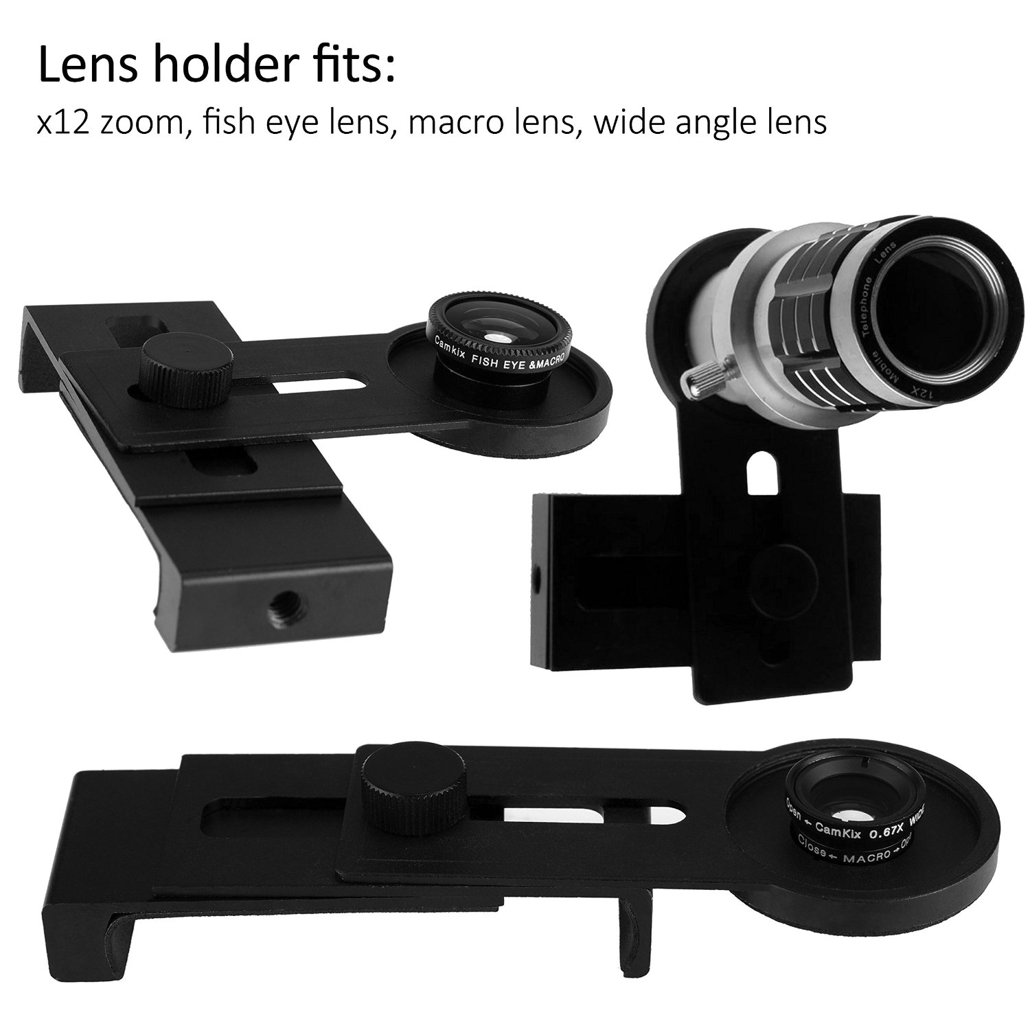 Take Pictures Like A Professional Using a Lens Kit For Your Smartphone