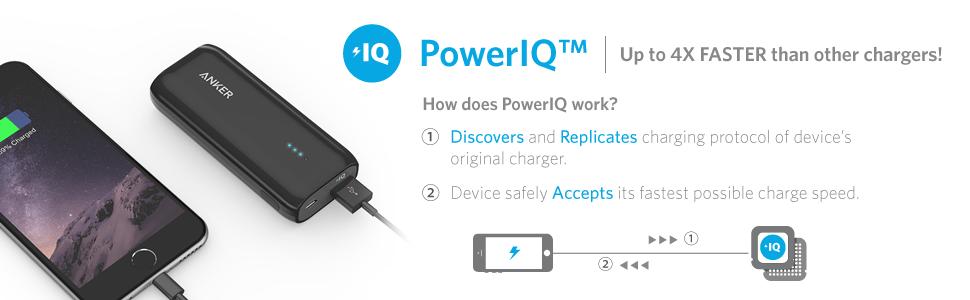 Anker Astro E1 Power IQ
