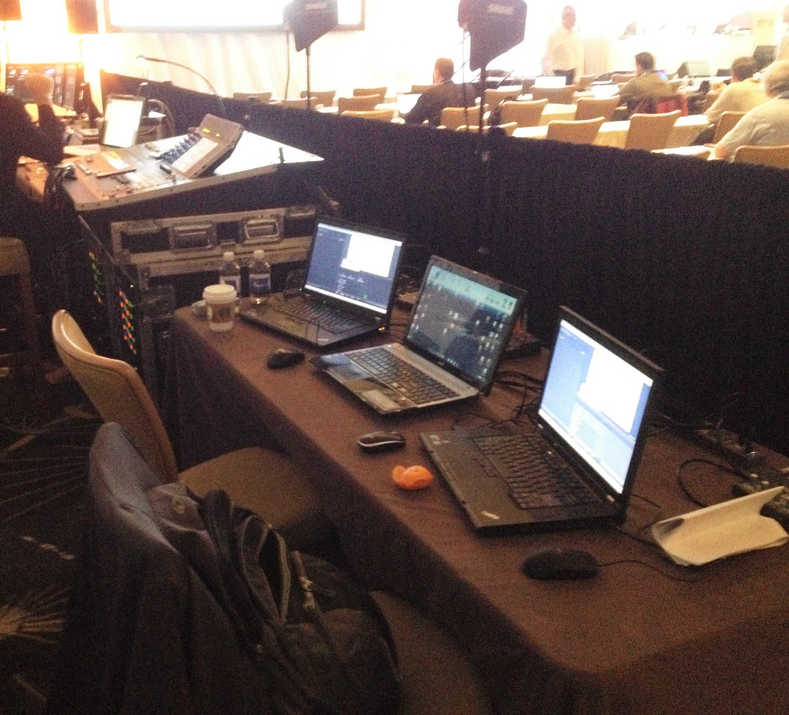 AV setup