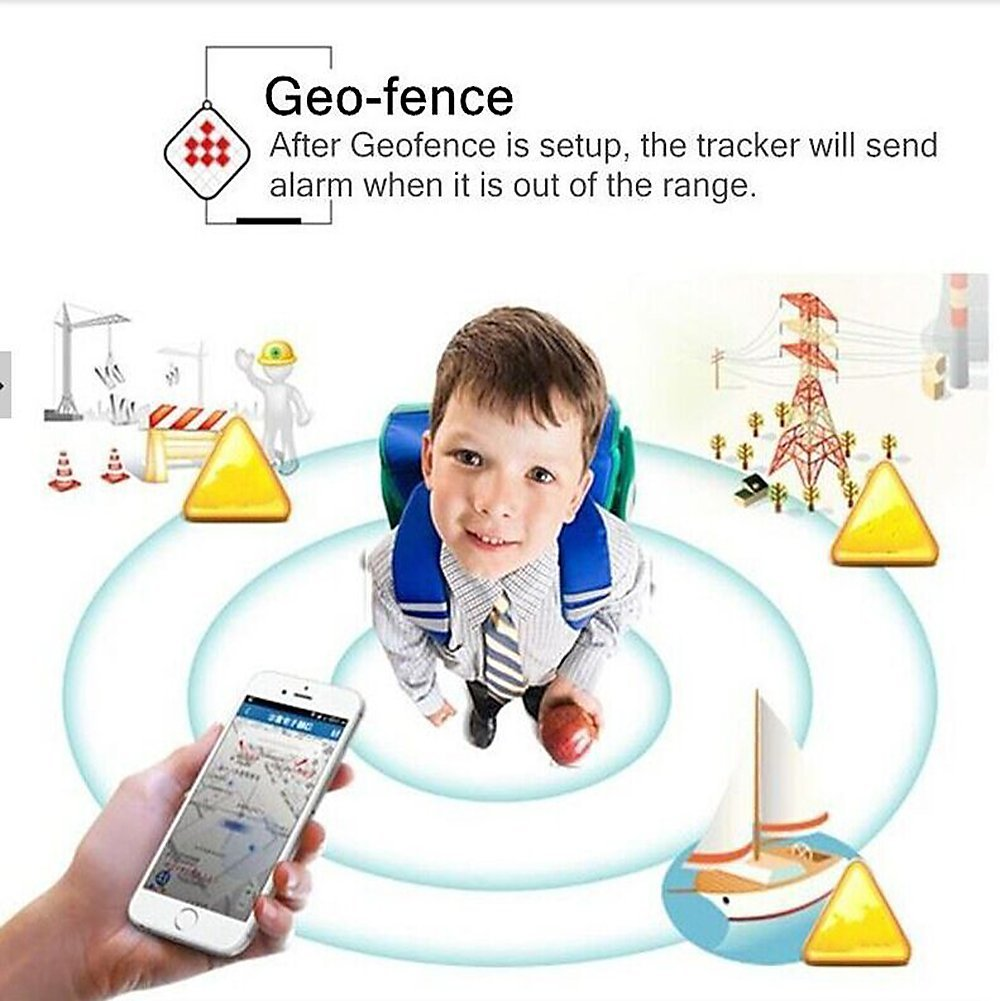 Eray mini gps tracker geo