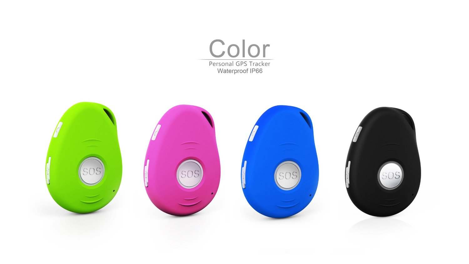 Vision one gps colors