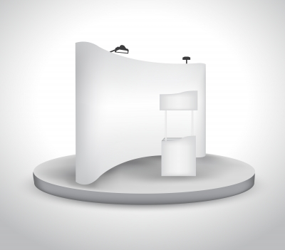 How to Promote a Trade Show Booth Using Audio Visual Gear