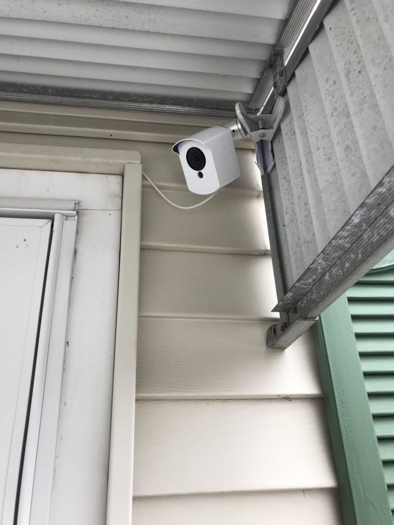 Installing Wyze Video Cameras for Home Surveillance