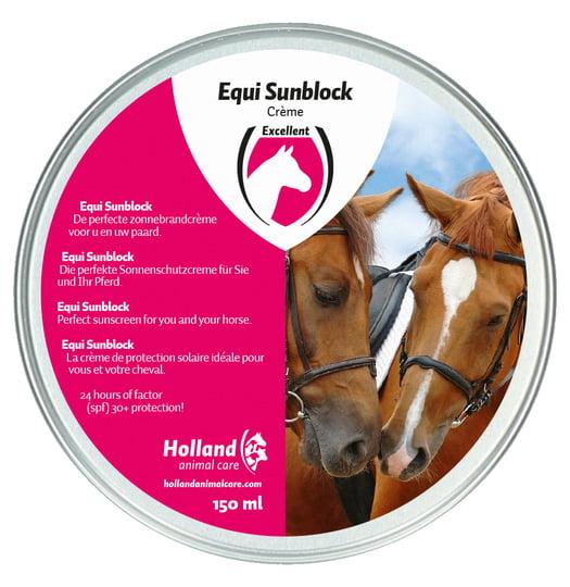 excellent sunblock voor paarden