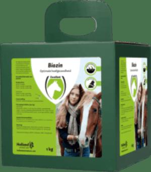 biozin biotine voor sterke hoeven van je paard