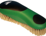 glansborstel groen