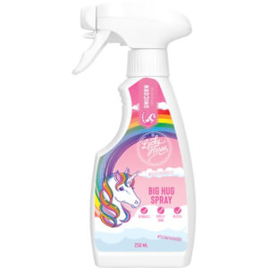 lucky unicorn knuffel spray