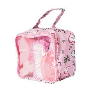 poetssetje de luxe roze
