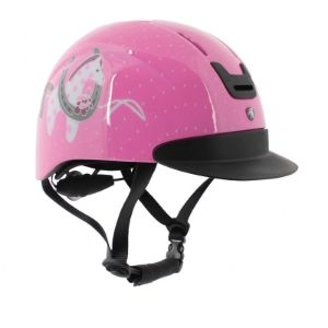 verstelbare cap horsy roze