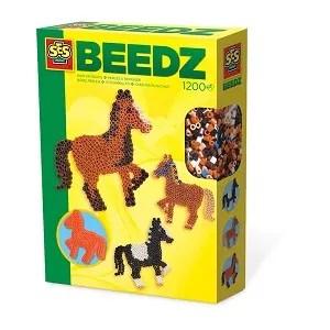 Ses BEEDZ Strijkkralenset paard