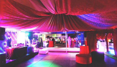 Circus themed party/event by wedstyle