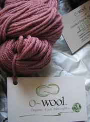 O Wool Yarn