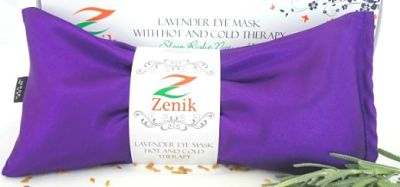 Zenik Lavender Eye Pillow