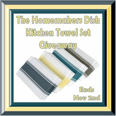 Enter to #Win a Beautiful Set of 4 Professional Grade Towels Before the #Giveaway Ends 11/2