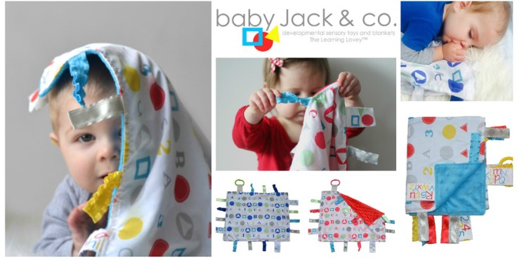 Baby Jack & Co - part of US Japan Fam's Back To School Bonanza!Picture