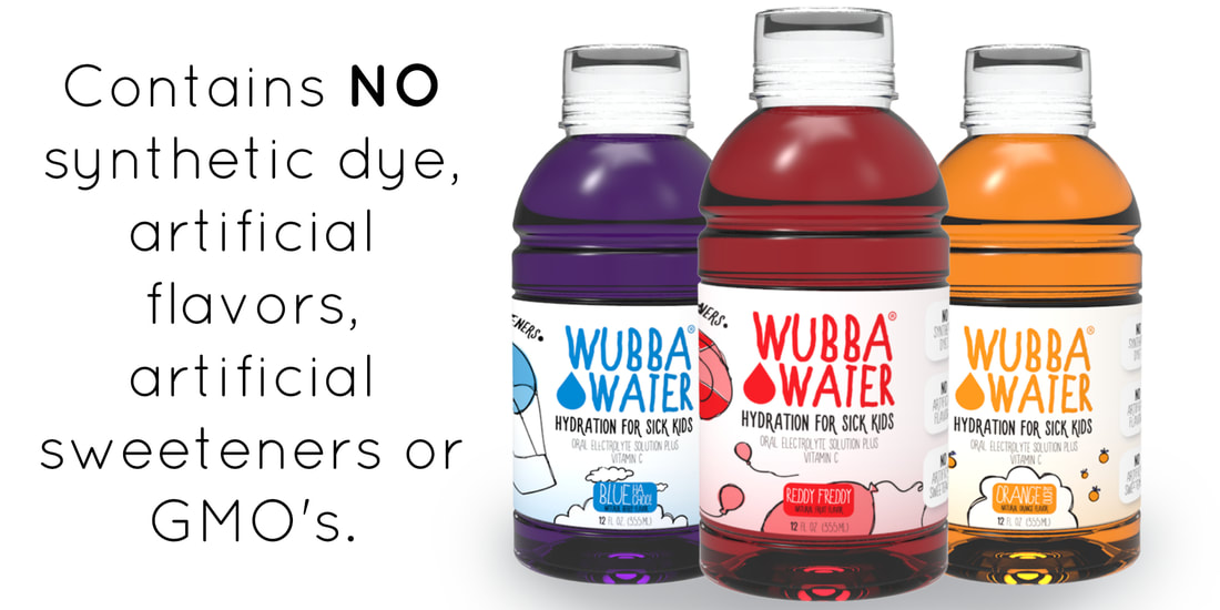 Win a 6-pack of Wubba Water electrolyte replacement drinks in US Japan Fam's $300 value Back to School Goodies Giveaway!