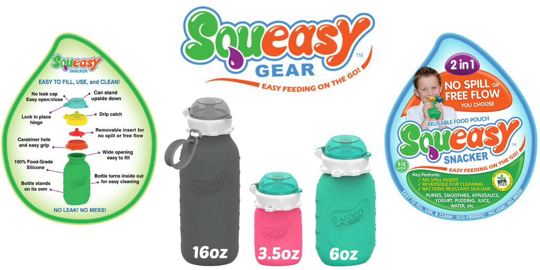 Win a 3-pack of Squeasy Gear Food Pouches in US Japan Fam's $300 value Back to School Goodies Giveaway!