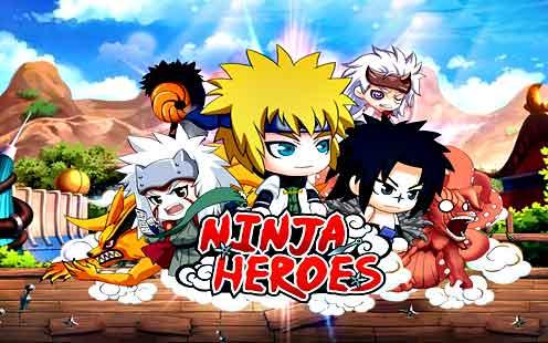 ninja-heroes-mod-apk