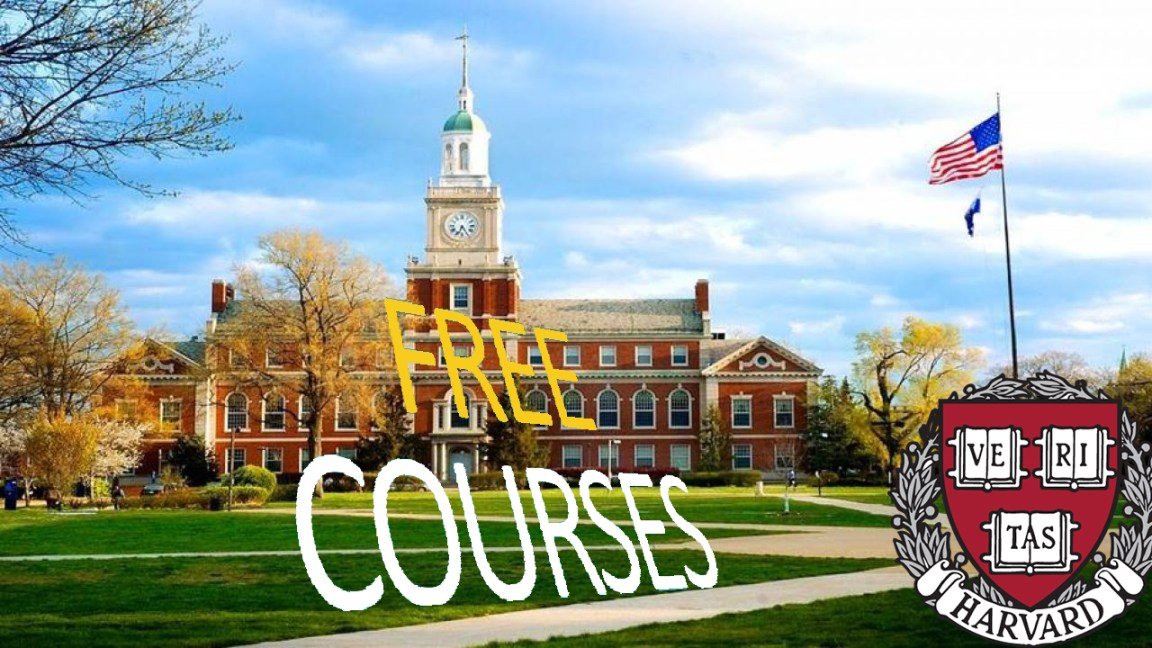 free courses from harvard university