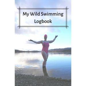 My Wild Swimming Logbook - Ta-Da Cover Design
