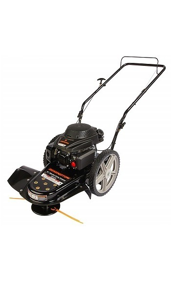 Black Electric And Trimmer Decker