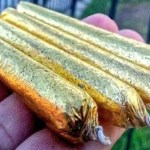 Big gold joints