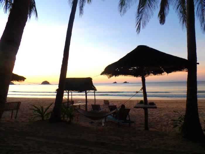 Napcan sunset edit