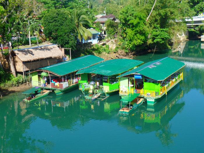 Loboc River Boats