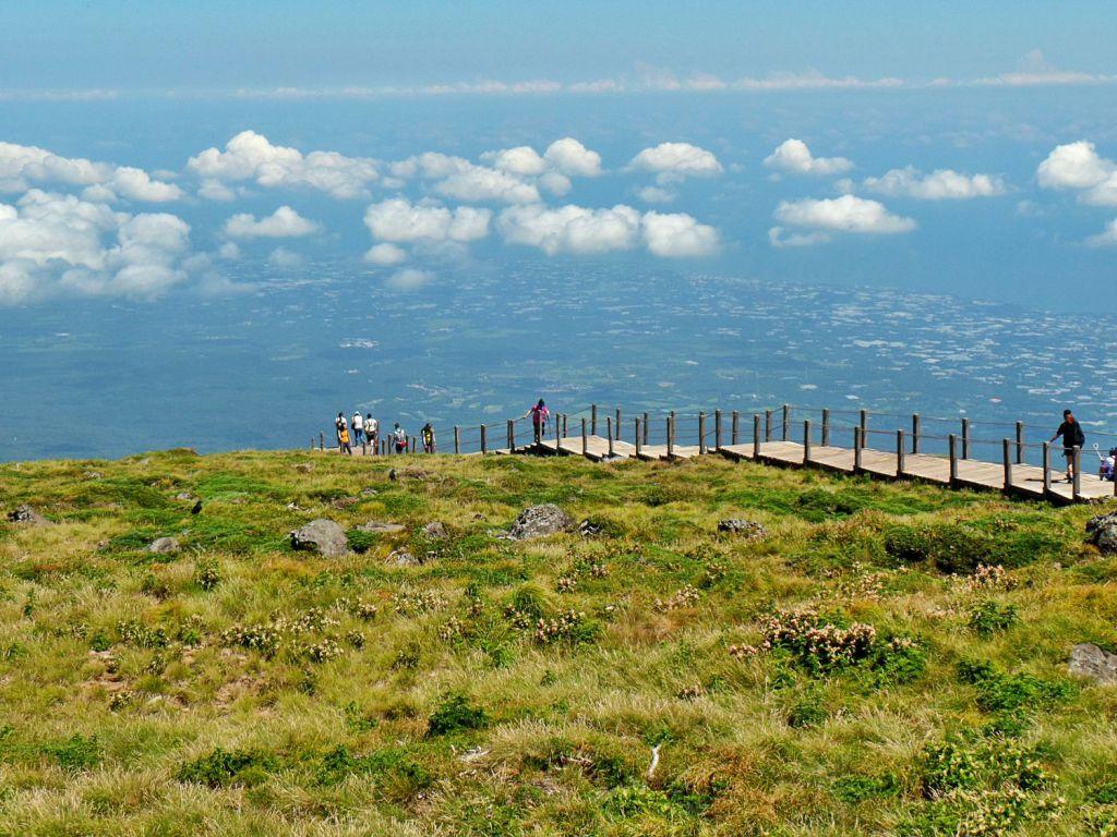 Hiking Hallasan: The Highest Mountain in South Korea