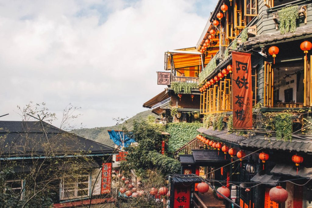 I didn't like Jiufen