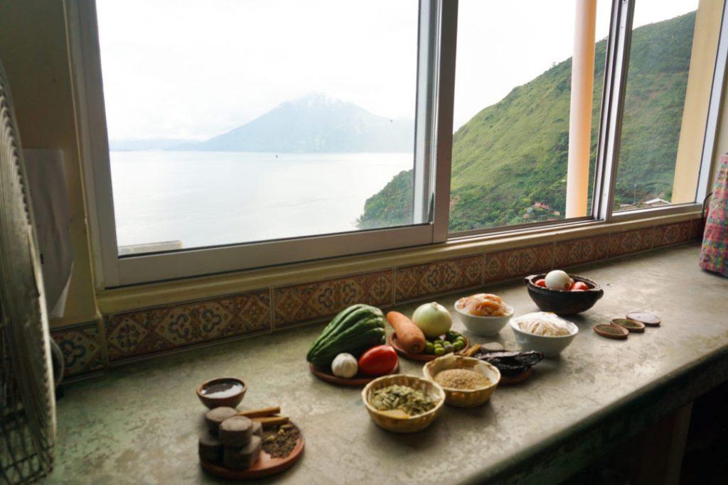 guatemalan cooking class lake atitlan