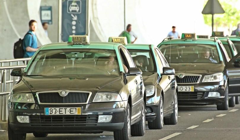 Taxis Aeroport Porto - Portugal
