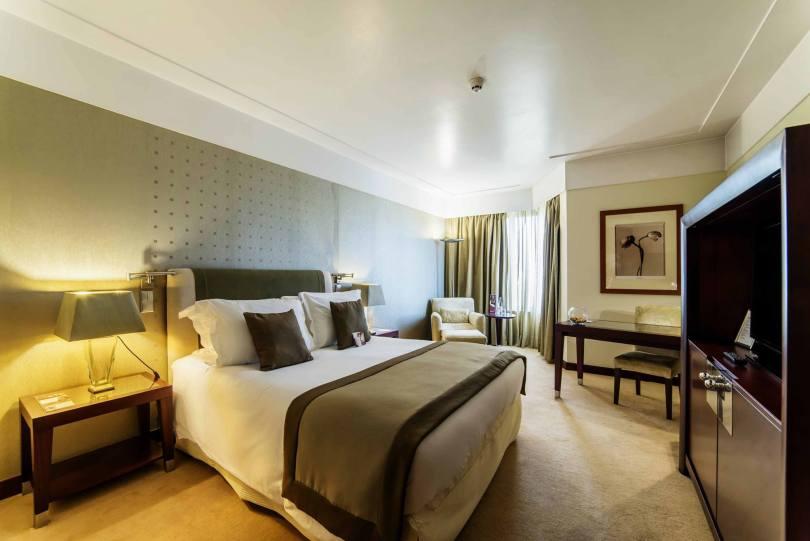 Chambre double - Crowne Plaza Porto - Hotel 5 etoiles - Porto