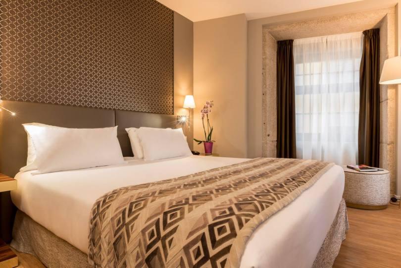Chambre double - Exe Almada Porto - Hotel 4 etoiles