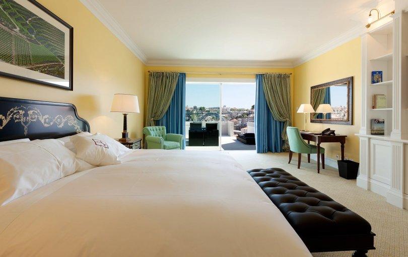 Chambre superieure - The Yeatman Hotel - 5 etoiles - Porto