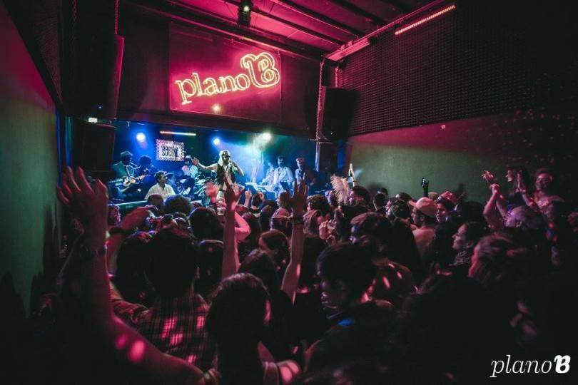 Concert au Plano B - Bar - Discotheque - Porto