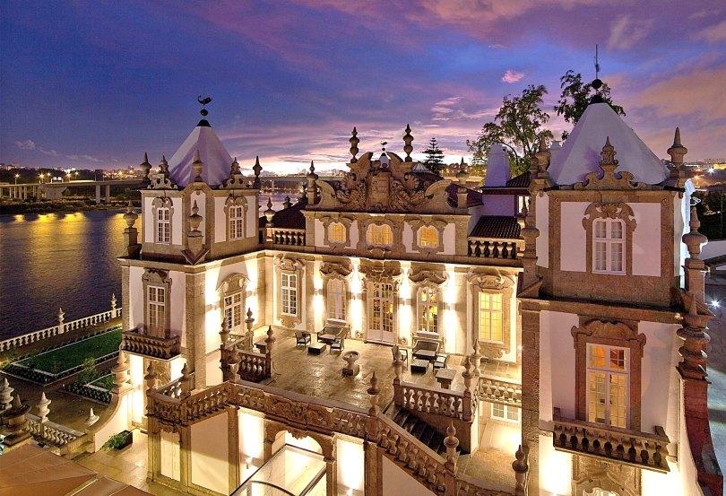 Pestana Palacio do Freixo - Hotel 5 etoiles - Porto