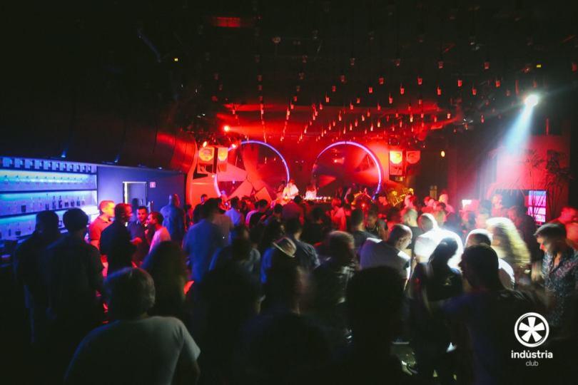 Piste de danse du Industria Club - Porto