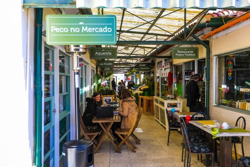 Allee du marche Mercado da Foz - Porto