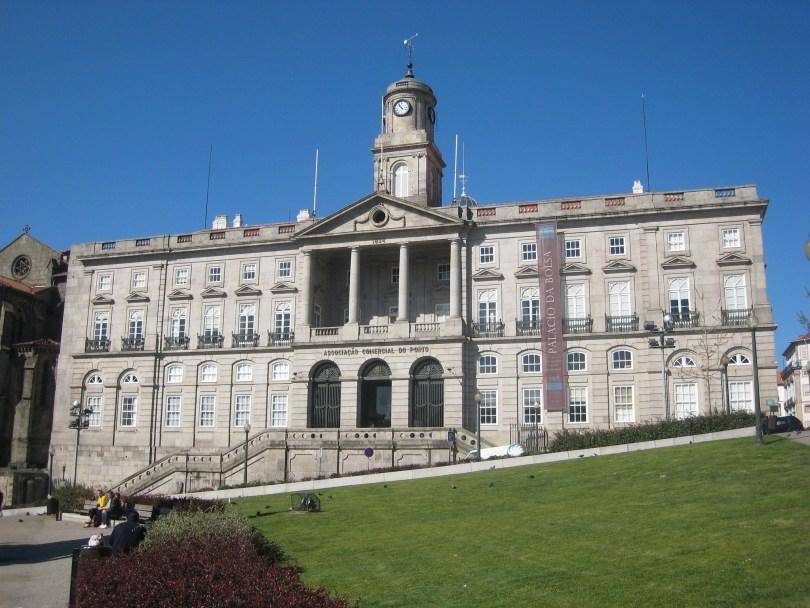 Palais de la Bourse - Palacio da Bolsa - Porto