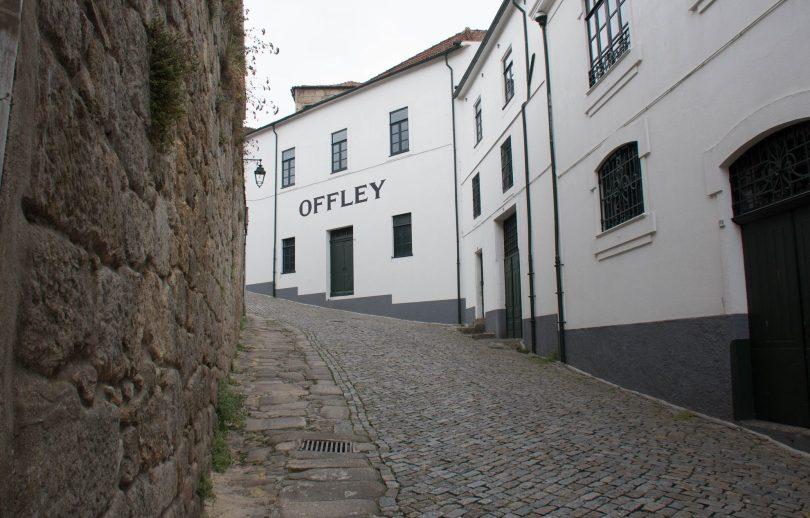 Batiment des caves de Porto Offley - Vila Nova de Gaia