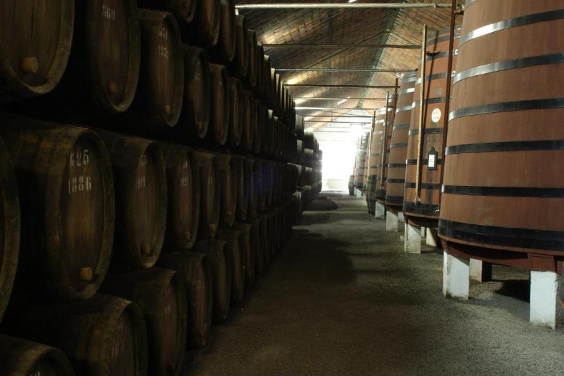 Cave de vieillissement des portos Croft - Vila Nova de Gaia