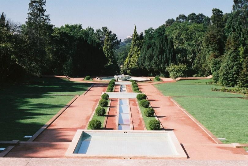 Jardins de la Fondation Serralves - Porto
