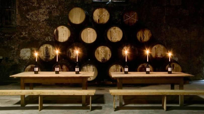La Tawny Warehouse des caves Churchills - vin de Porto - Vila Nova de Gaia