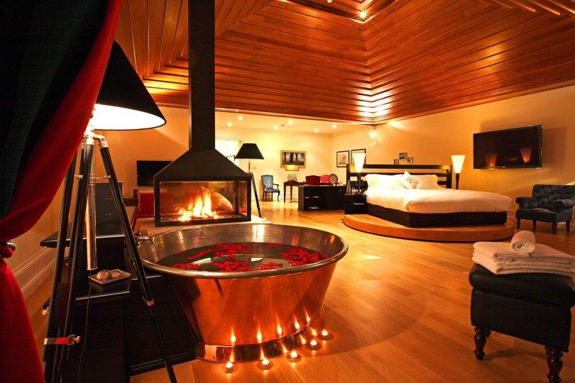 Suite Bacchus avec jacuzzi - Hotel The Yeatman - Vila Nova de Gaia - Porto