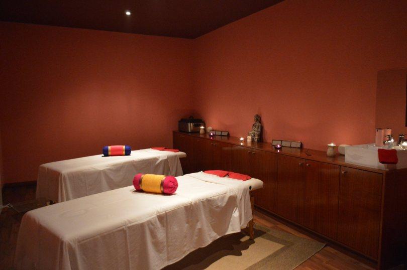 Salle de massage chez Despertar do Hara - Salon de massage Porto