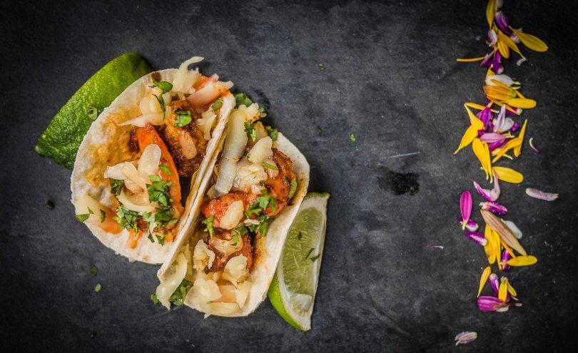 Tacos mexicains de chez Frida - Porto