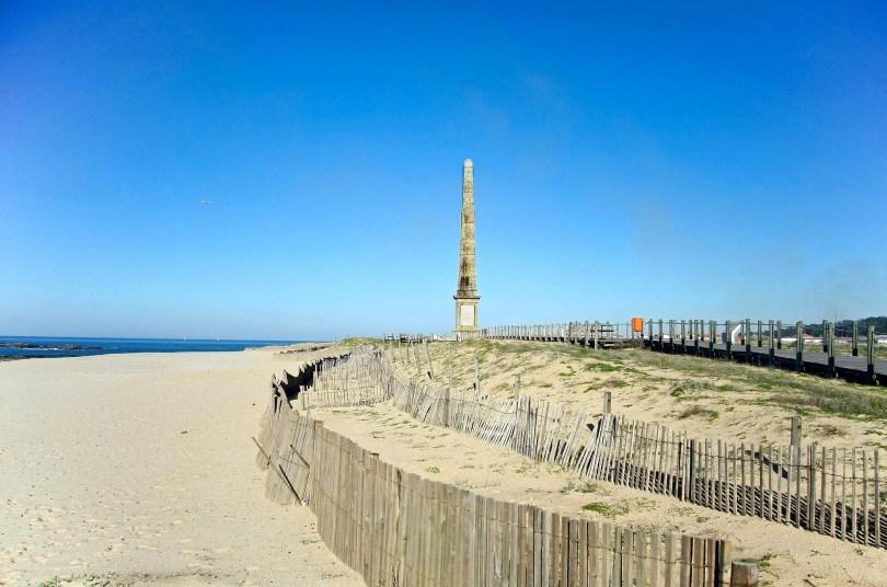 Plage de Memoria - Praia da Memoria - Matosinhos - Porto - Portugal